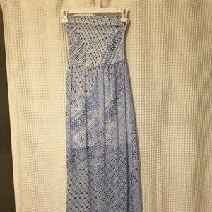 Hollister Maxi Dress XS